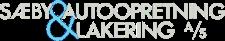 Sæby Autoopretning og Lakering Logo